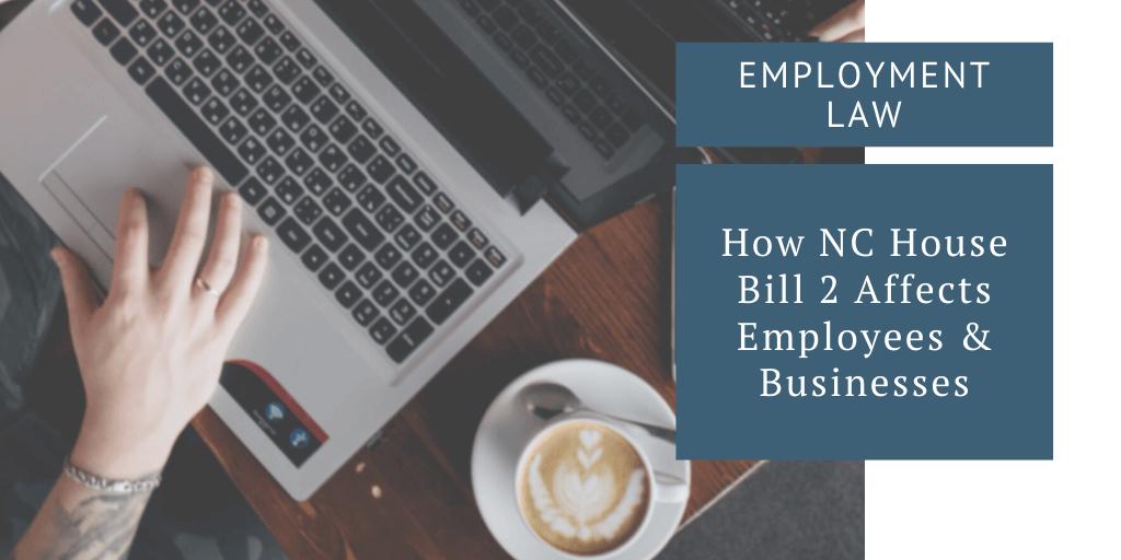 NC House Bill 2
