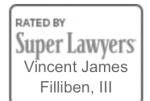 SuperLawyers James Filliben