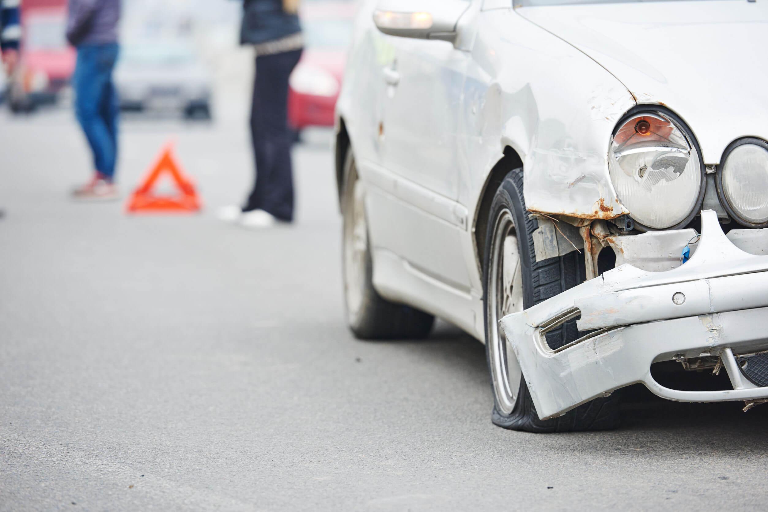 car accident report