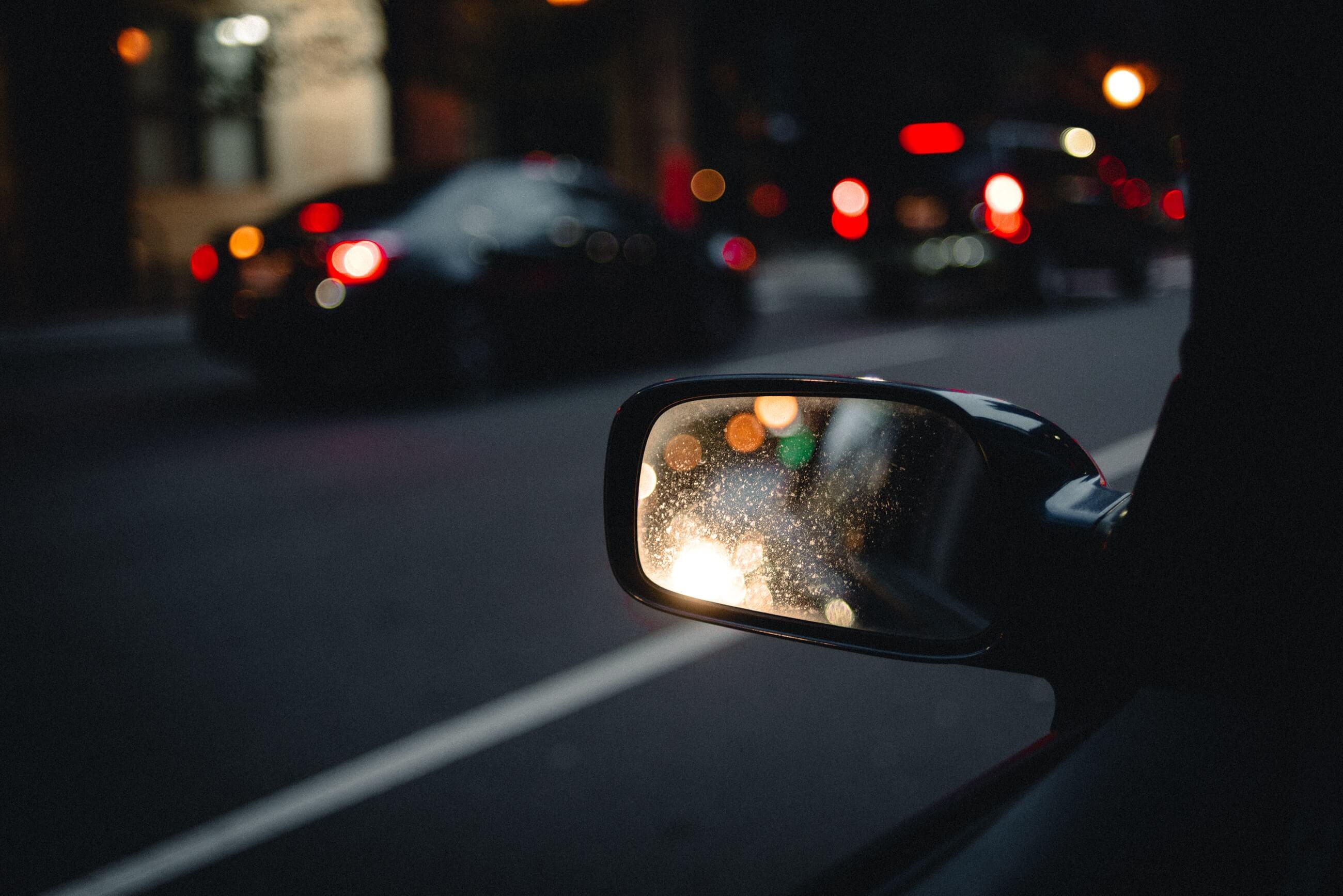 ridesharing accident