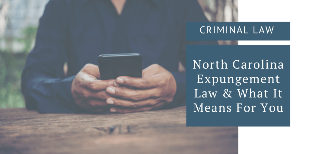 expungement law