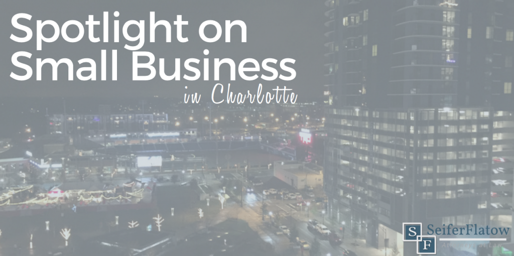 Small Business Law in Charlotte, NC