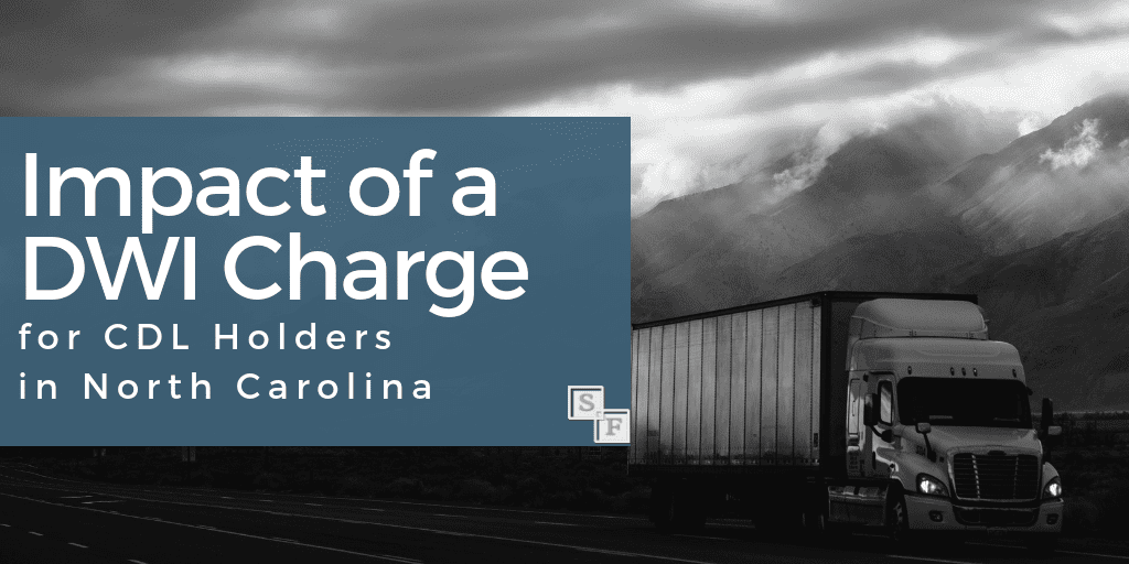 for CDL Holders in North Carolina