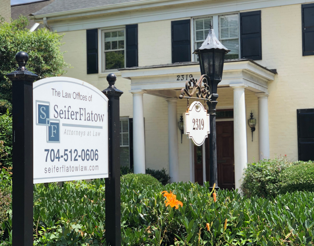 SeiferFlatow, Lawyers in Charlotte, NC