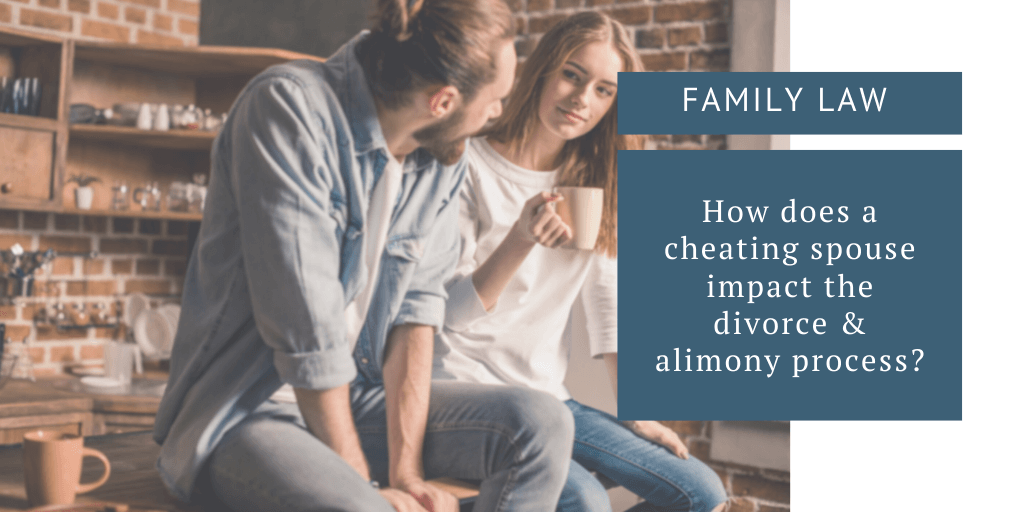cheating spouse divorce