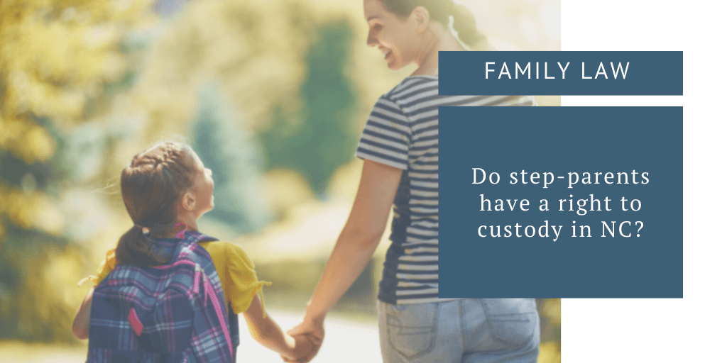 Stepparent Custody Rights in NC