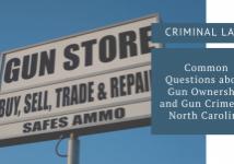 guns north carolina
