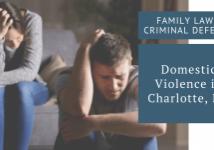 domestic violence charlotte nc
